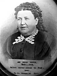 Photo of Ann Prior Jarvis