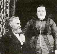 Photo of George and Ann Prior Jarvis