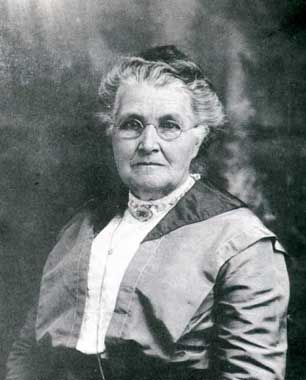 Photo of Margaret Jarvis, Midwife.