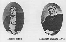 Photo of Thomas and Elizabeth Billings Jarvis