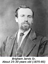 Photo of Brigham Jarvis Sr.