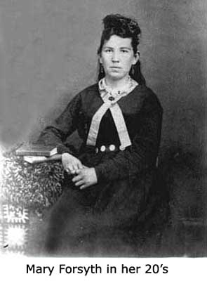 Photo of Mary Forsyth Jarvis