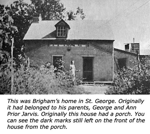 George and Ann's Home in St. George (porch removed)