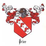 Prior Coat of arms