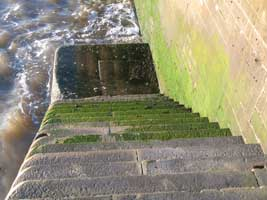 Liverpool Stairs to America