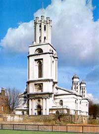 St George in the East, London, Middlesex England